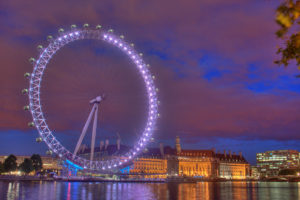 London Eye - a sight and activity