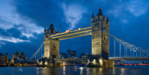 Tower bridge - a sight you can see with london coach tours